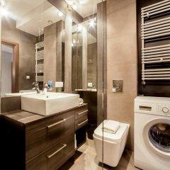 Отель Platinum Towers E-Apartments Польша, Варшава - отзывы, цены и фото номеров - забронировать отель Platinum Towers E-Apartments онлайн ванная