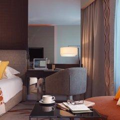 Отель Hilton Capital Grand Abu Dhabi 5* Представительский номер с различными типами кроватей фото 2