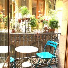 Отель La Palmera Hostal Стандартный номер фото 16