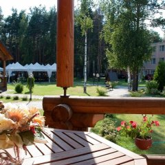 Гостиничный комплекс Сосновый бор Коттедж с различными типами кроватей фото 9