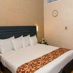 Oasis Deira Hotel Стандартный номер с различными типами кроватей фото 6