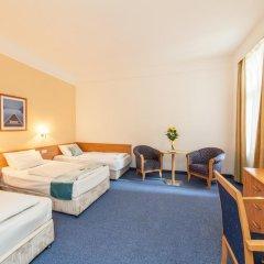 Novum Hotel Golden Park Budapest 4* Номер Комфорт с различными типами кроватей фото 3