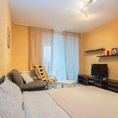 Апартаменты Crown Apartments - Minsk Минск комната для гостей фото 2