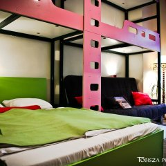 Hostel Budapest Center Стандартный номер с различными типами кроватей фото 8