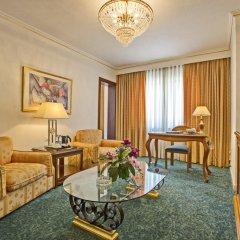 Отель Amman International 4* Люкс повышенной комфортности с различными типами кроватей фото 8