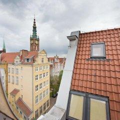Отель Apartamenty Zacisze Гданьск балкон