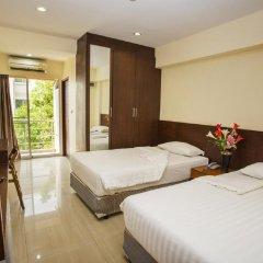 Отель The Loft Resort Bangkok 3* Улучшенный номер разные типы кроватей фото 7
