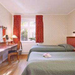 Hotel Zinkensdamm - Sweden Hotels 3* Стандартный номер с различными типами кроватей фото 6