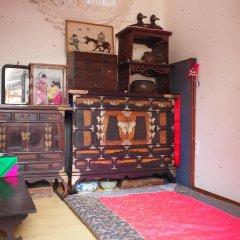 Отель Eugene's House Стандартный номер с различными типами кроватей (общая ванная комната) фото 2