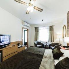 Отель Archibald At the Charles Bridge 4* Стандартный номер с различными типами кроватей фото 9