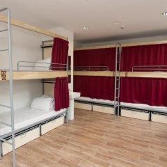 St Christopher's Inn Gare Du Nord - Hostel Кровать в общем номере с двухъярусной кроватью