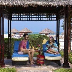 Отель Hilton Ras Al Khaimah Resort & Spa фитнесс-зал