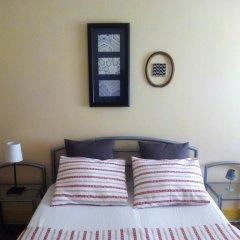 Refuge in Santa Marta Hostel Стандартный номер с двуспальной кроватью (общая ванная комната) фото 3