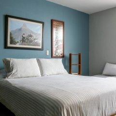 Отель Los Pinos комната для гостей фото 2