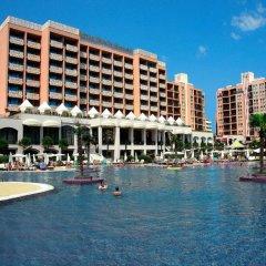 Отель GT Royal Beach Apartments Болгария, Солнечный берег - отзывы, цены и фото номеров - забронировать отель GT Royal Beach Apartments онлайн пляж