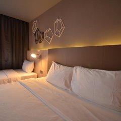 Отель The Heritage Hotels Bangkok 4* Люкс с различными типами кроватей фото 4