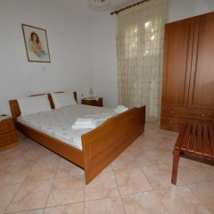 Отель Studios Kostas & Despina Студия с различными типами кроватей фото 4
