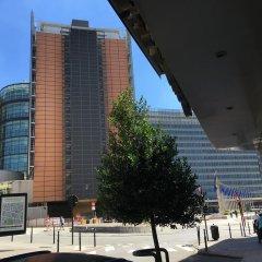 Отель First Euroflat Hotel Бельгия, Брюссель - 6 отзывов об отеле, цены и фото номеров - забронировать отель First Euroflat Hotel онлайн фото 4