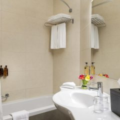 Отель Mercure Antwerp City Centre 4* Стандартный номер с различными типами кроватей фото 7