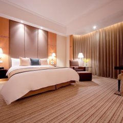 New World Shunde Hotel 4* Улучшенный номер с различными типами кроватей фото 4