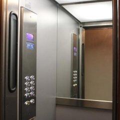 Отель B&B Hi Valencia Cánovas 3* Номер с общей ванной комнатой с различными типами кроватей (общая ванная комната) фото 11