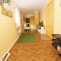 Гостиница Inn RoomComfort Кровать в общем номере двухъярусные кровати фото 15