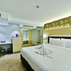 Отель Prestige Suites Bangkok Представительский номер фото 4