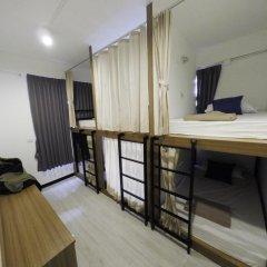 Pier 49 Hostel Кровать в женском общем номере с двухъярусной кроватью фото 6