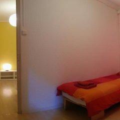 Апартаменты Diagonal Apartments сейф в номере