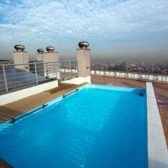 Отель RQ Santiago бассейн фото 2