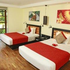 Отель Warwick Fiji 5* Стандартный номер с различными типами кроватей фото 4