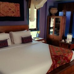 Отель Anantara Lawana Koh Samui Resort 3* Стандартный номер фото 25