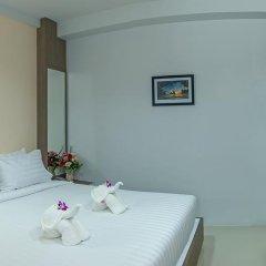 Отель Lada Krabi Express 3* Улучшенный номер с различными типами кроватей фото 17