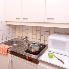 Апартаменты CheckVienna Edelhof Apartments Студия с различными типами кроватей фото 9