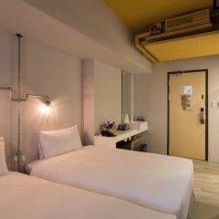 Cho Hotel 3* Стандартный семейный номер с различными типами кроватей фото 5