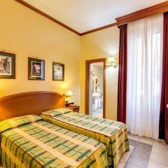 Отель MILANI Рим комната для гостей фото 7