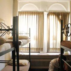 Jerusalem Hostel Кровать в общем номере с двухъярусной кроватью фото 2