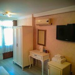 Отель Aleph Istanbul Полулюкс с различными типами кроватей