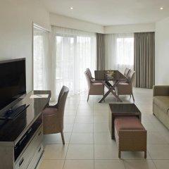 Отель Radisson Blu Resort Fiji Denarau Island 5* Стандартный номер с различными типами кроватей фото 3