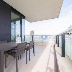 Отель Suitelowcost Solaria 8C балкон