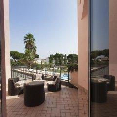 Отель Isola Sacra Rome Airport 4* Люкс с различными типами кроватей фото 2