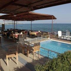 Yali Hotel Турция, Сиде - отзывы, цены и фото номеров - забронировать отель Yali Hotel онлайн бассейн фото 2