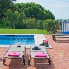 Отель Akivillas Olhos de Agua IV Португалия, Албуфейра - отзывы, цены и фото номеров - забронировать отель Akivillas Olhos de Agua IV онлайн бассейн