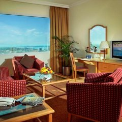 Отель Swiss-Belhotel Sharjah 4* Стандартный номер с различными типами кроватей фото 2