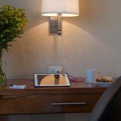 Отель Comfort Inn Puerto Vallarta 3* Стандартный номер фото 4
