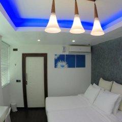 Airport Beach Hotel 3* Номер Делюкс фото 10