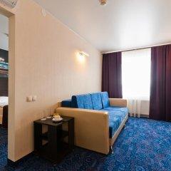 Гостиница Охтинская 3* Люкс с различными типами кроватей фото 3