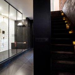 Отель Chambre Avec Jacuzzi Sauna Privatif Улучшенные апартаменты фото 3