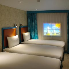 Queens Hotel 3* Стандартный номер с различными типами кроватей фото 18