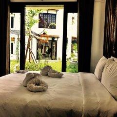 Отель OHANA Garden Boutique Villa 2* Стандартный семейный номер с двуспальной кроватью